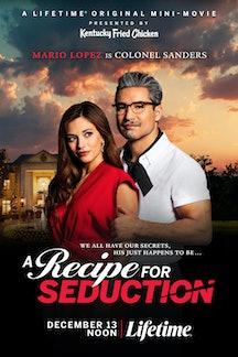 """""""A Recipe For Seduction"""" premieres Dec. 13 on Lifetime."""