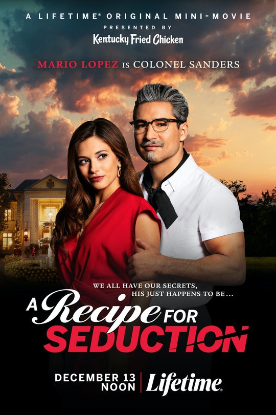 """A Recipe For Seduction"" premieres Dec. 13 on Lifetime."