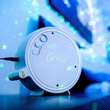 BlissLights Sky Lite - Laser Star Projector w/ LED Nebula Cloud for Game Room Decor, Bedroom Night L...