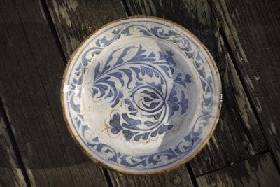 White Platter