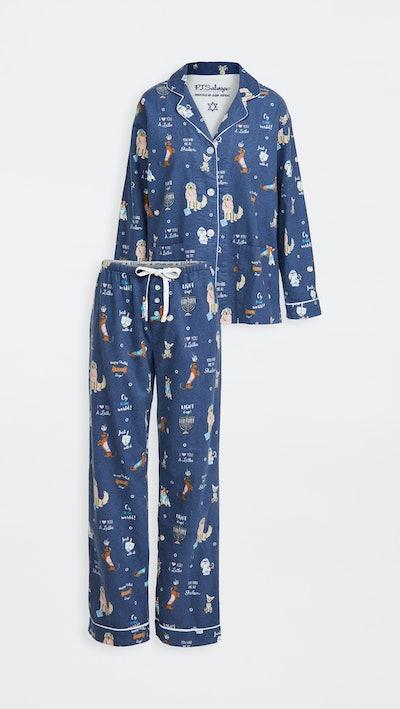 You Had Me At Shalom Pajamas
