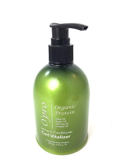Opro Organic Leave-In Conditioner Curl Vitalizer