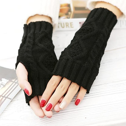 Justay Crochet Arm Warmers (2 Pairs)