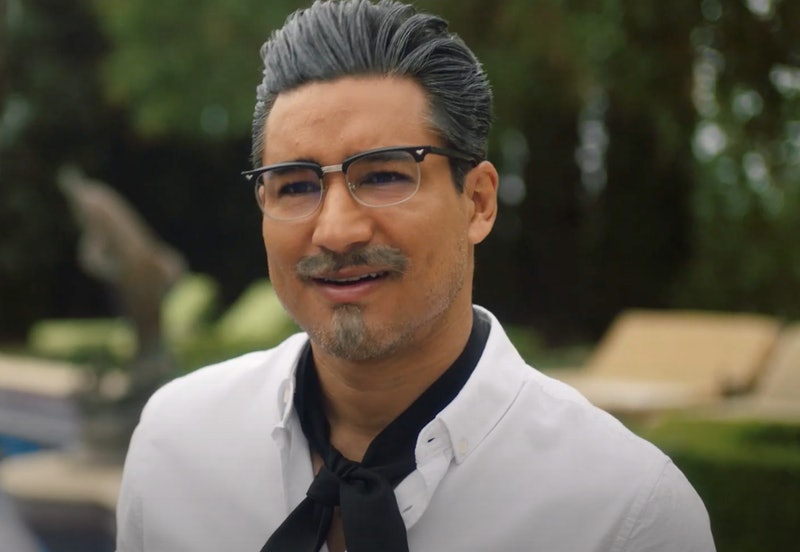 KFC Mario Lopez Lifetime