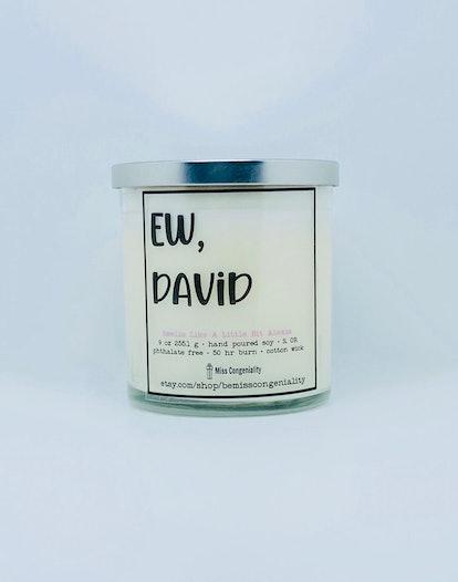 Ew David | Soy Candle