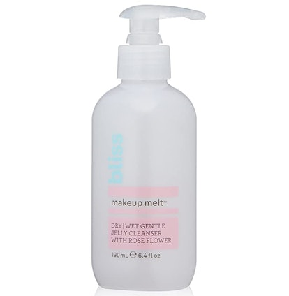 Bliss Makeup Melt Gentle Jelly Cleanser