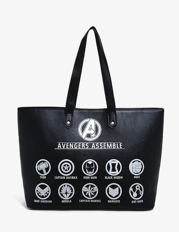 Marvel Avengers: Endgame Assemble Icons Tote Bag
