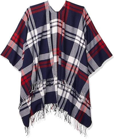 Goodthreads Women's Fringe Blanket Scarf