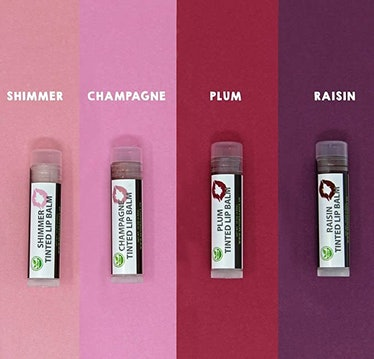 Sky Organics Organic Tinted Lip Balm (4-Pack)