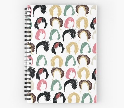 Moira Spiral Notebook