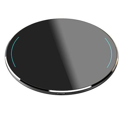 Tozo Thin Aluminum Wireless Charger
