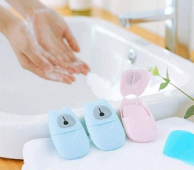 KISEER Soap Sheets (4-Pack)