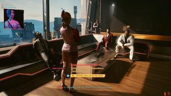 cyberpunk 2077 attack