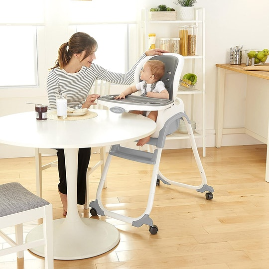 best easy to clean high chairs