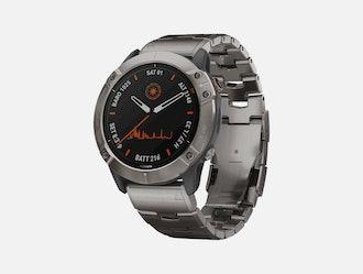 fēnix 6X Pro Solar Smartwatch