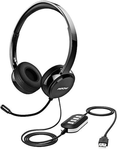 Mpow Noise-Canceling Headset