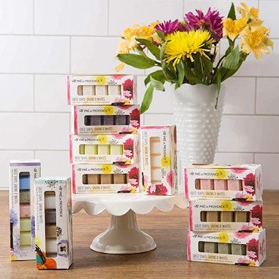 Pre de Provence Luxury Box of Guest Gift Soap (6-Piece)