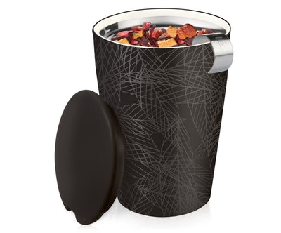 Tea Forte Kati Ceramic Tea Infuser Cup