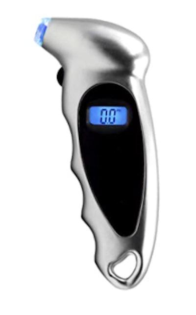 Backlit Digital Tire Pressure Gauge