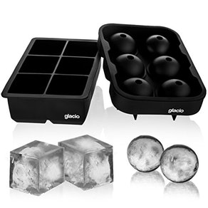 glacio Ice Cube Trays (2-Pack)