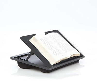 Mind Reader Portable 8 Position Lap Top Desk
