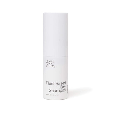 Act+Acre Plant Based Dry Shampoo
