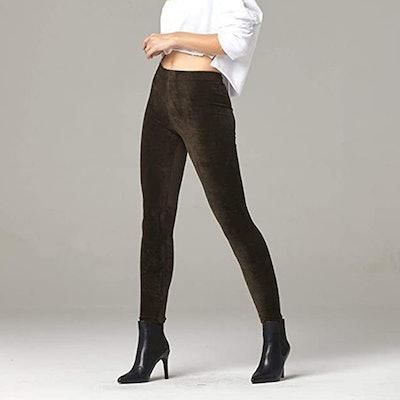 Conceited Velvet Leggings