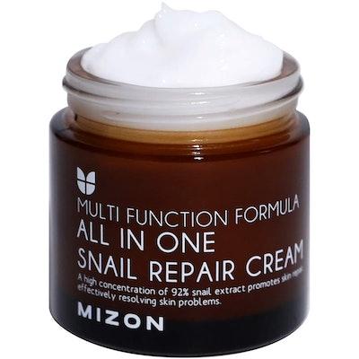Mizon Face Moisturizer Snail Repair Cream
