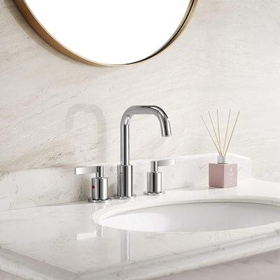 TimeArrow Widespread 2-Handle Bathroom Sink Faucet