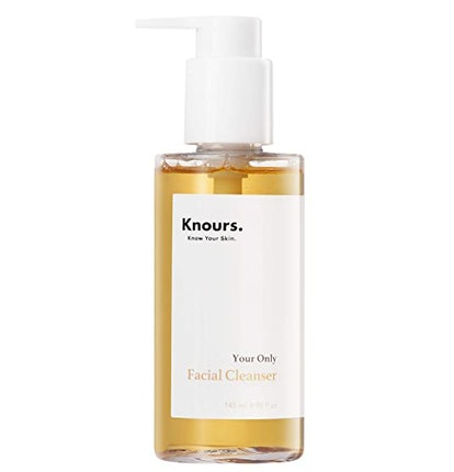 Knours. Your Only Facial Cleanser