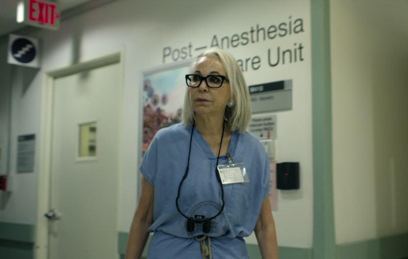 Dr. Nancy Asher in Netflix's 'The Surgeon's Cut,' via Netflix press site.