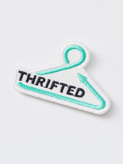 Thrift Logo Patch - Medium