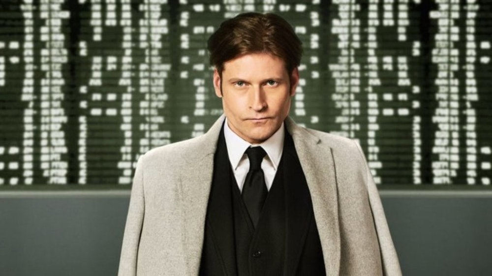 Crispin Glover as Mr. World in 'American Gods.'