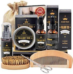 FULLIGHT TECH Beard Grooming Kit