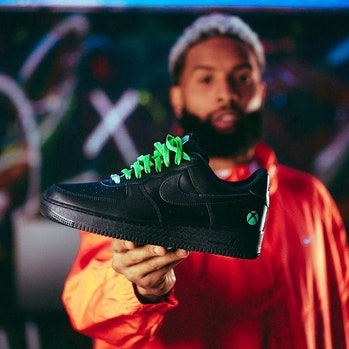Odell Beckham Jr. Xbox Nike Air Force 1