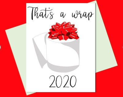 Funny Holiday 2020 Card