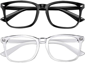 Feirdio Blue Light-Blocking Glasses (Set of 2)