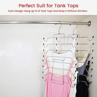Niclogi Tank Tops Hanger (2-Pack)
