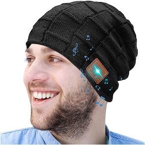 HIGHEVER Bluetooth Beanie