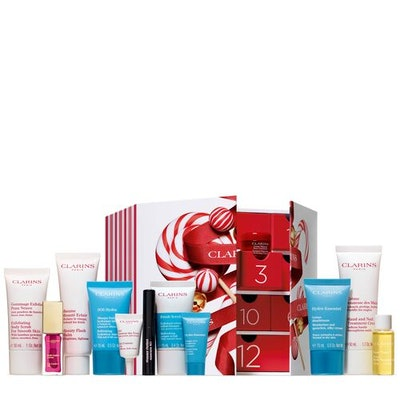 Clarins Winter Wonders Collection Advent Calendar