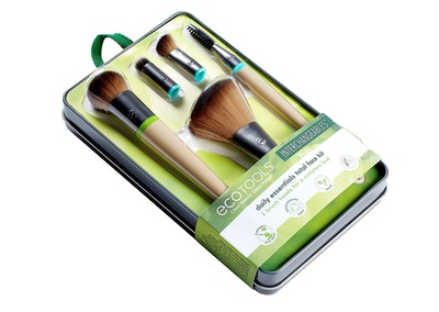 EcoTools Interchangeable Face Brush Kit (7-Pieces)