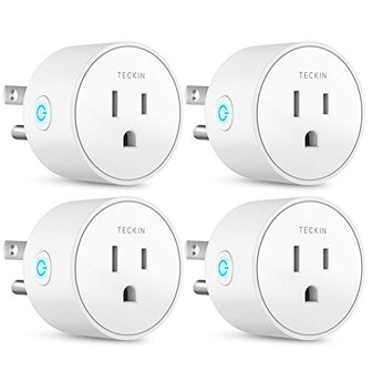 TECKIN Smart Plugs (4-Pack)