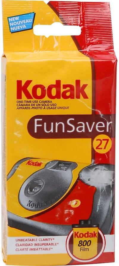 Kodak FunSaver Single-Use Camera (3-Pack)