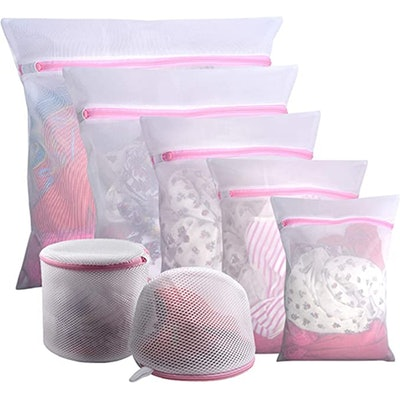 Gogooda Mesh Laundry Bags For Delicates (7 Pieces)