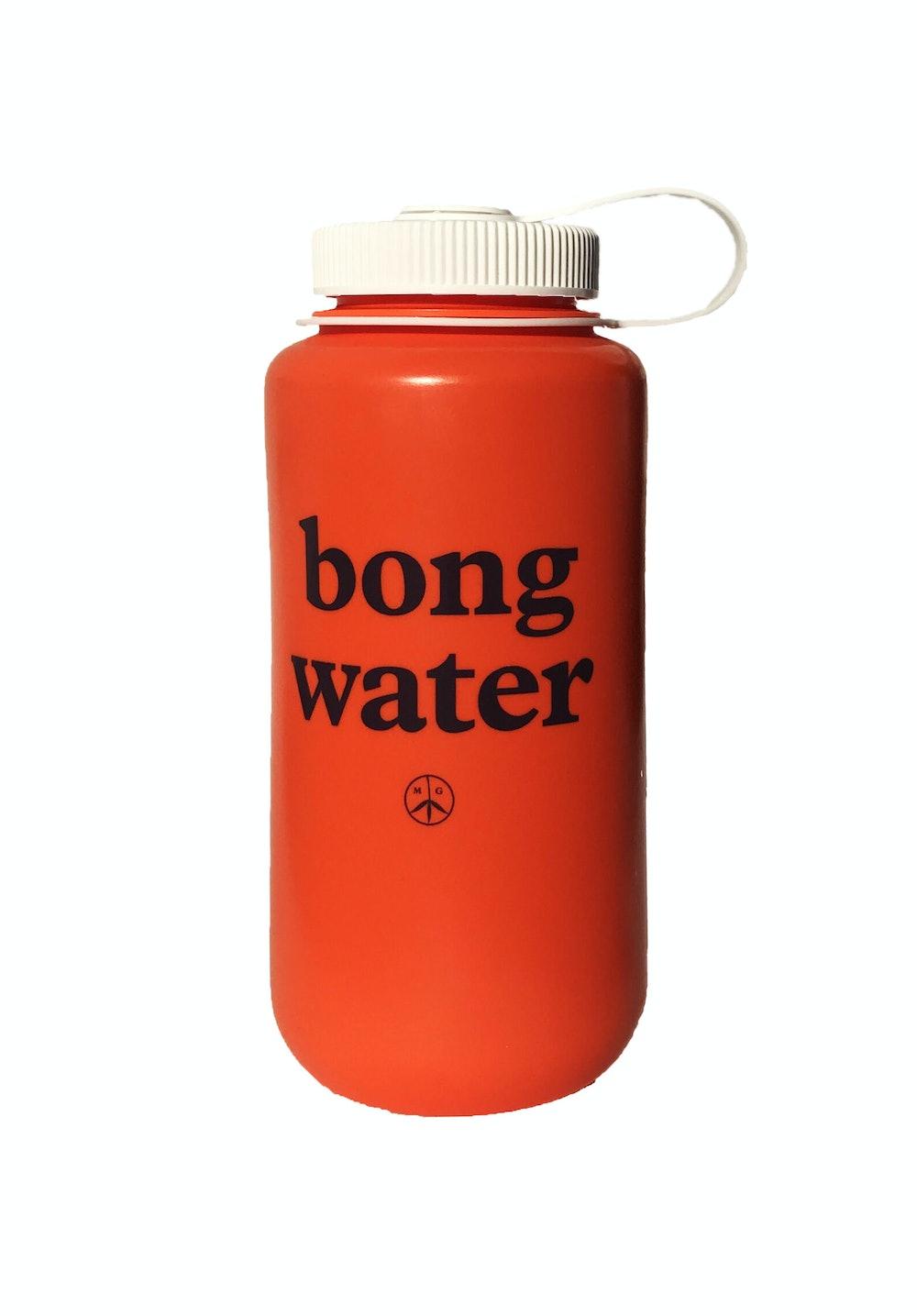 Bong Water Nalgene Bottle
