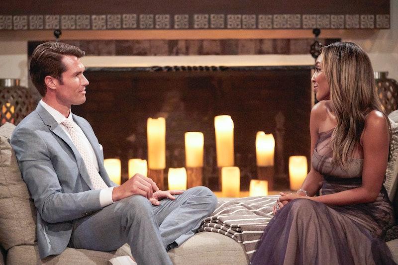 Bennett confronts Tayshia on 'The Bachelorette'
