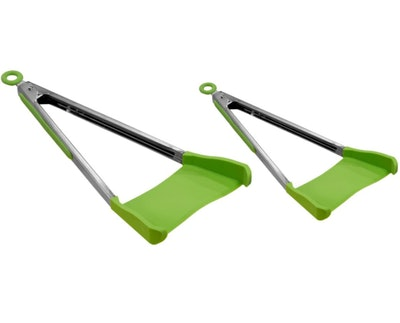 Clever Tongs 2-in-1 Kitchen Spatula