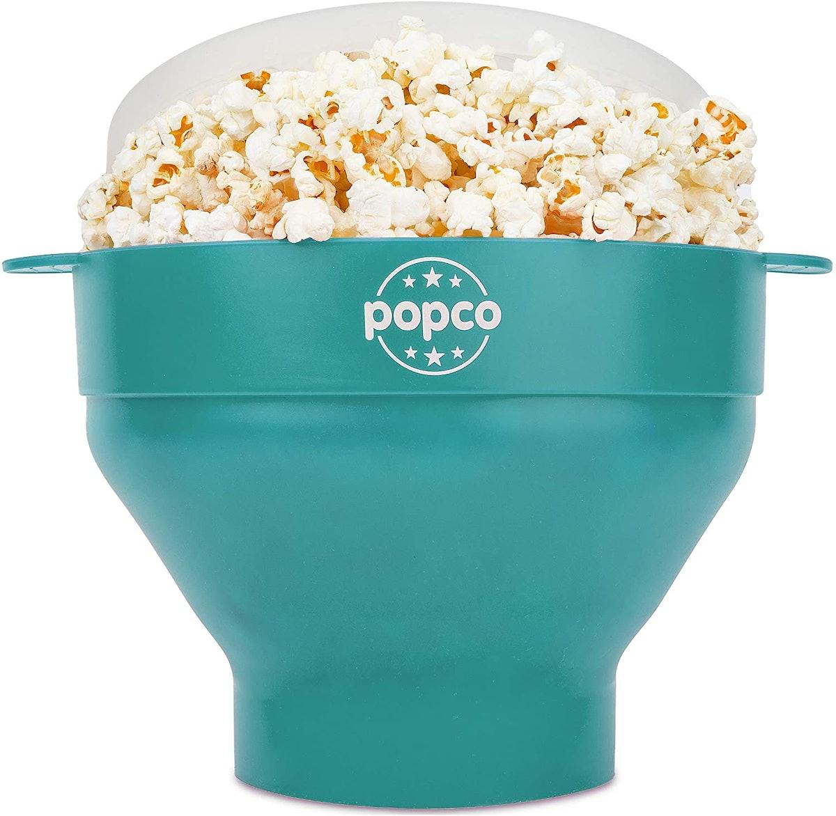 Popco Silicone Microwave Popcorn Popper