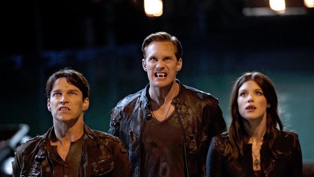 HBO is in talks of rebooting 'True Blood.'