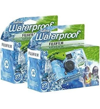 Fujifilm QuickSnap Waterproof (2-Pack)